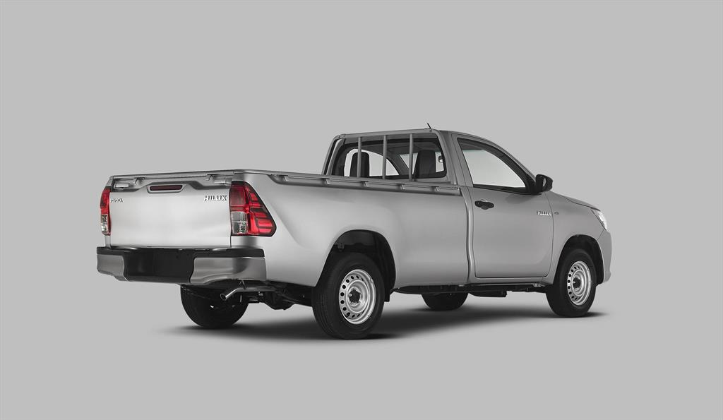 Toyota Hilux Chasis Cabina (2018)