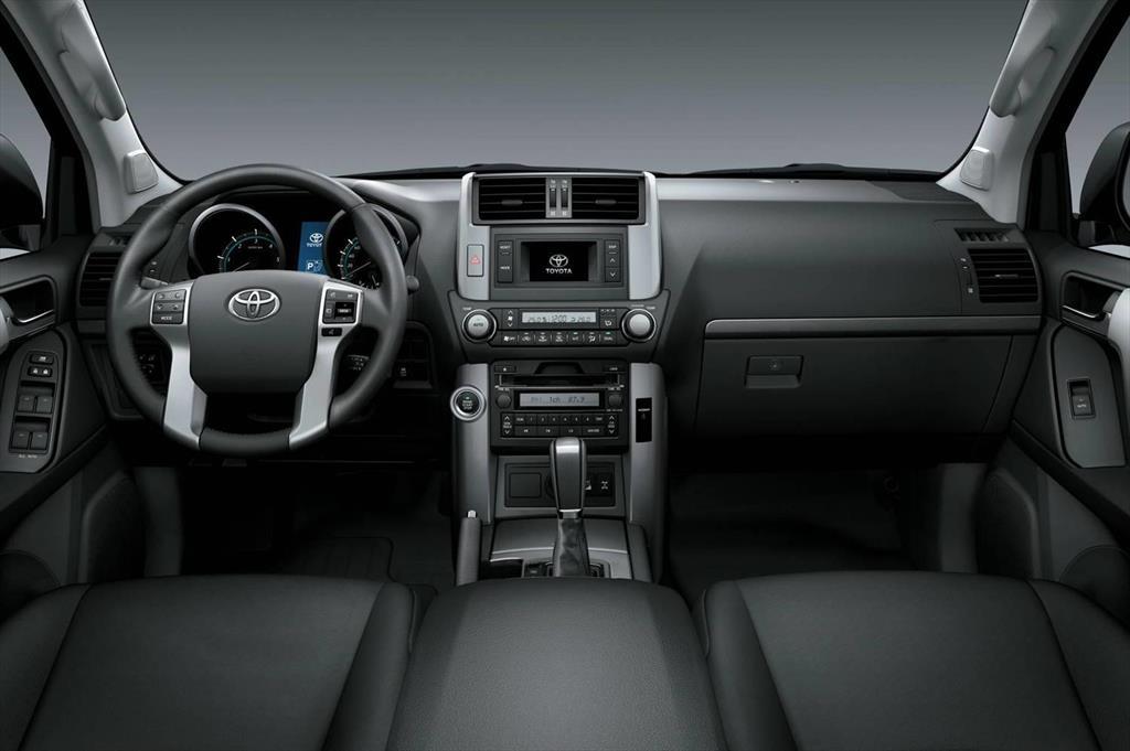 Toyota Prado 3.0L TX TDi (2014)