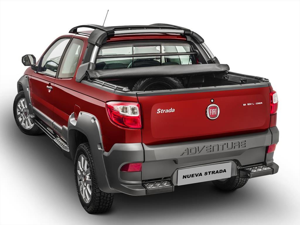 Fiat strada adventure 1 6 cabina doble 3 puertas 2016 for Fiat adventure precio