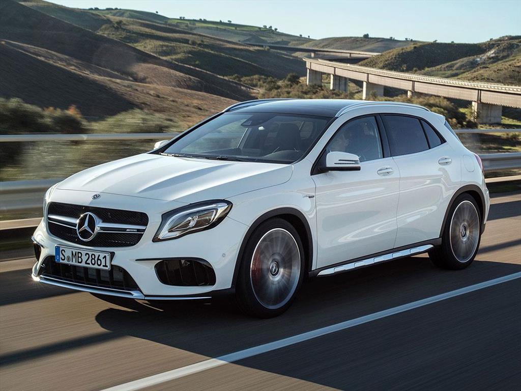 Autos nuevos mercedes benz precios clase gla for Carros mercedes benz precios