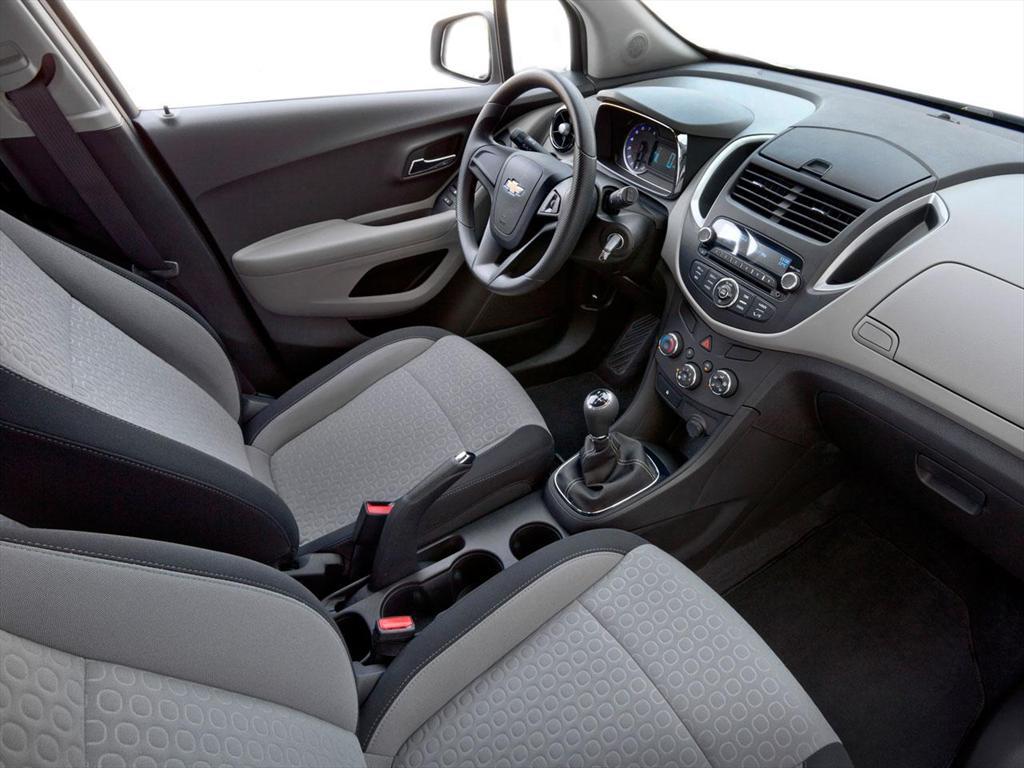 Autos Nuevos - Chevrolet - Precios Trax