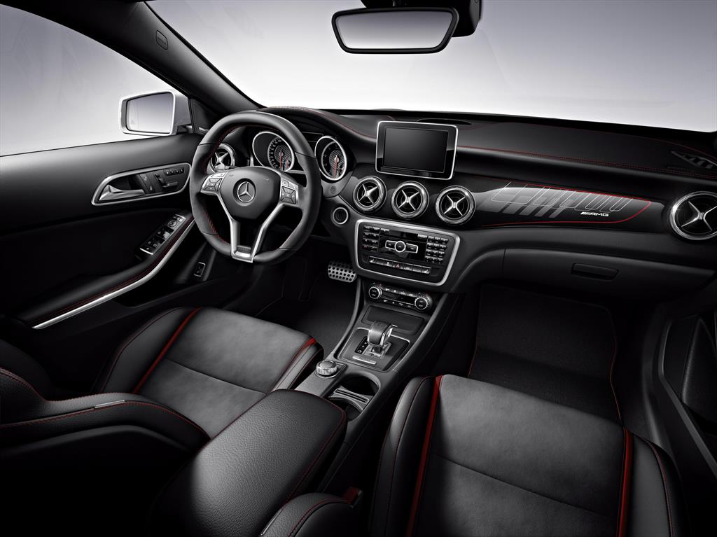 mercedes benz clase gla 200 cgi sport aut 2018. Black Bedroom Furniture Sets. Home Design Ideas