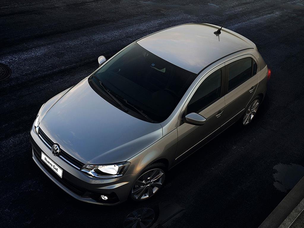 Volkswagen Gol Trend 5P Highline I-Motion (2017)