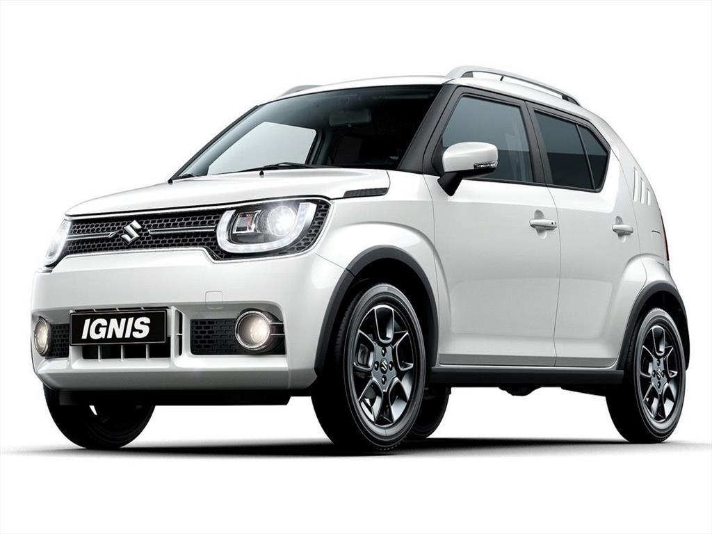 Suzuki Ignis nuevos, precios del catálogo y cotizaciones.