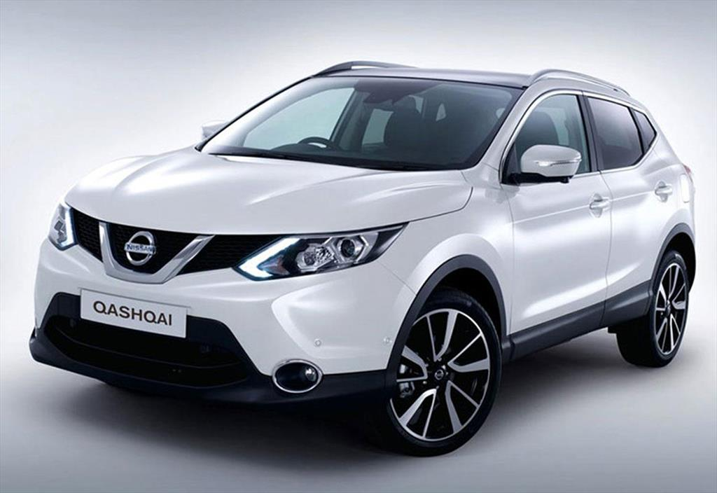 nissan qashqai sense 4x2 2015. Black Bedroom Furniture Sets. Home Design Ideas