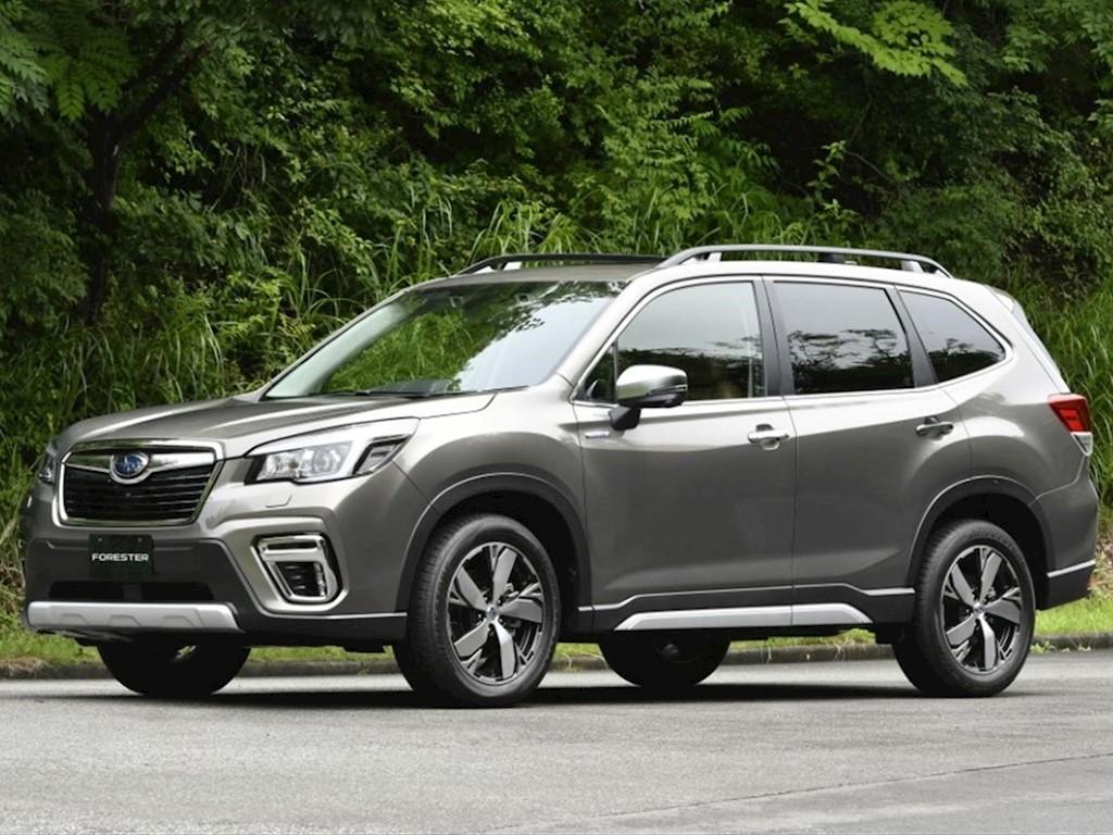 Mazda cx 5 vs subaru forester 2020