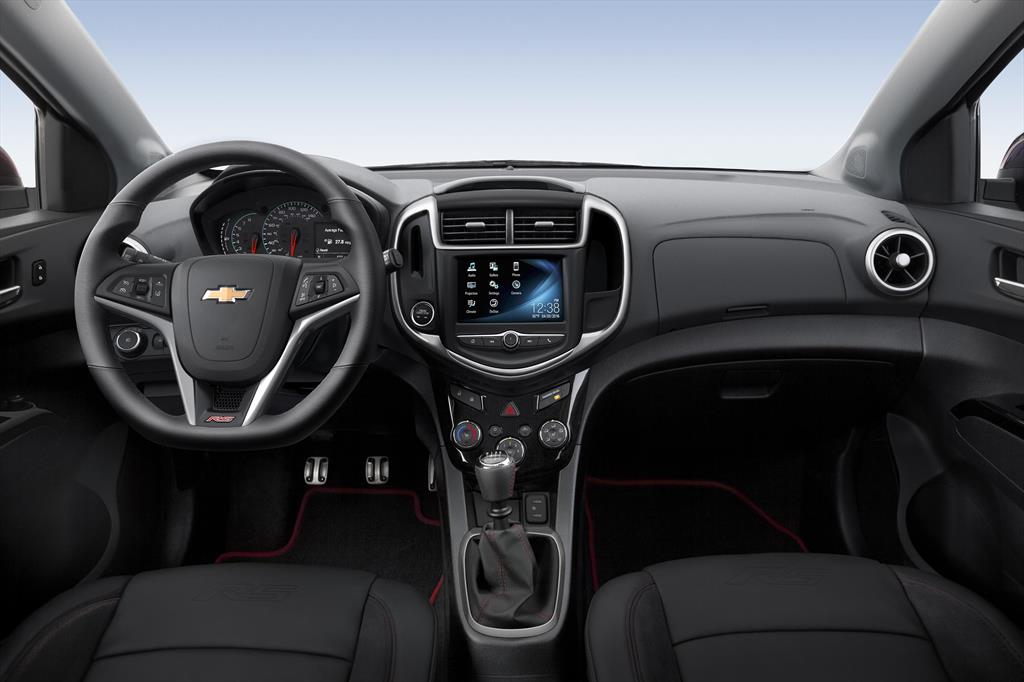 chevrolet sonic nuevos precios del cat logo y cotizaciones. Black Bedroom Furniture Sets. Home Design Ideas