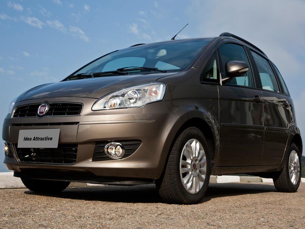 Fiat idea nuevos 0km precios del cat logo y cotizaciones for Precio de fiat idea 2013