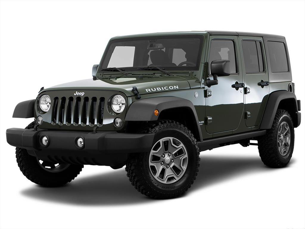 Jeep Rubicon 2017 Tuning >> Jeep Wrangler nuevos, precios del catálogo y cotizaciones.