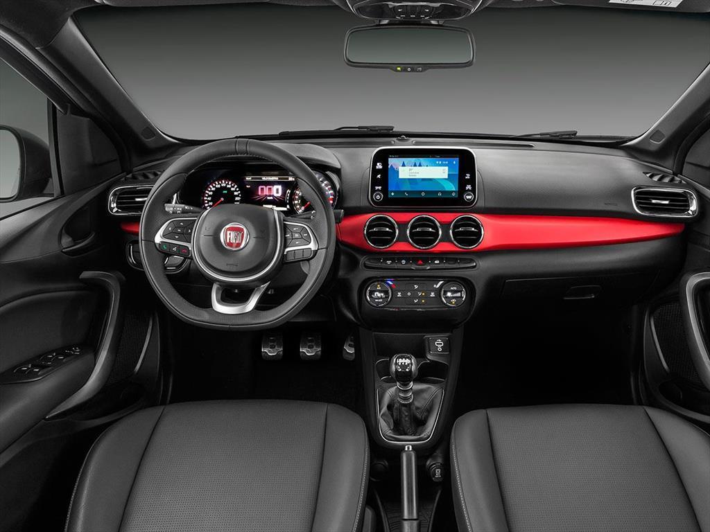 Fiat Argo 1 8 Hgt  2018