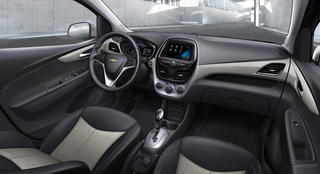 Chevrolet Spark LT (2018)