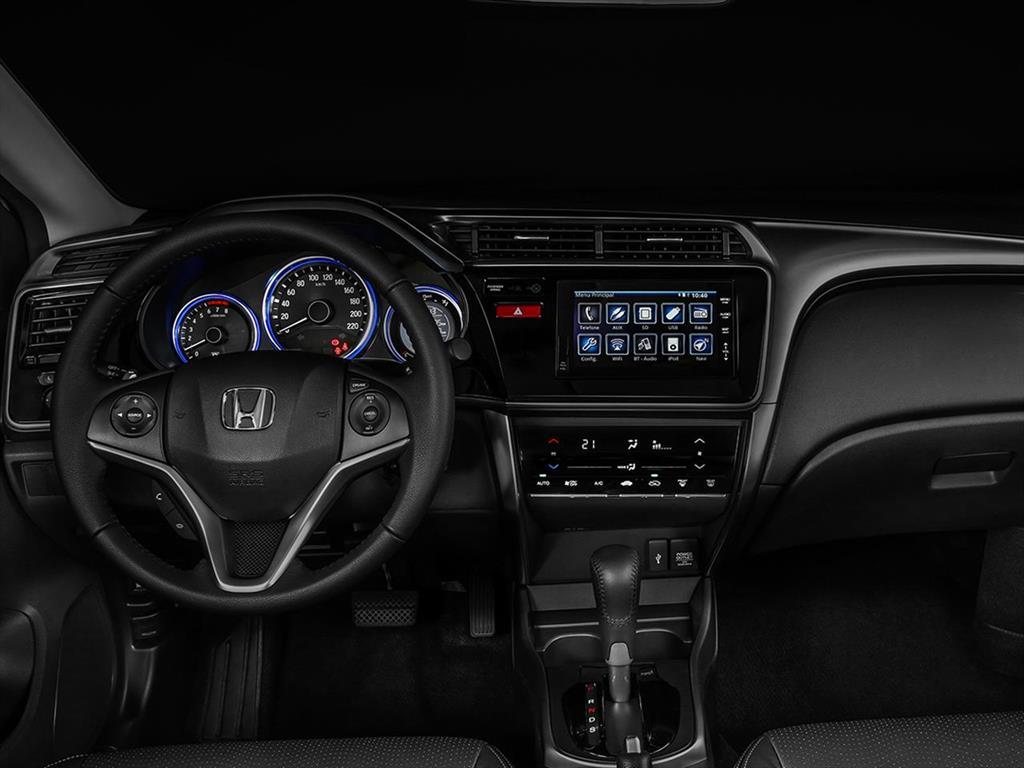 Honda City 1 5l Lx 2017