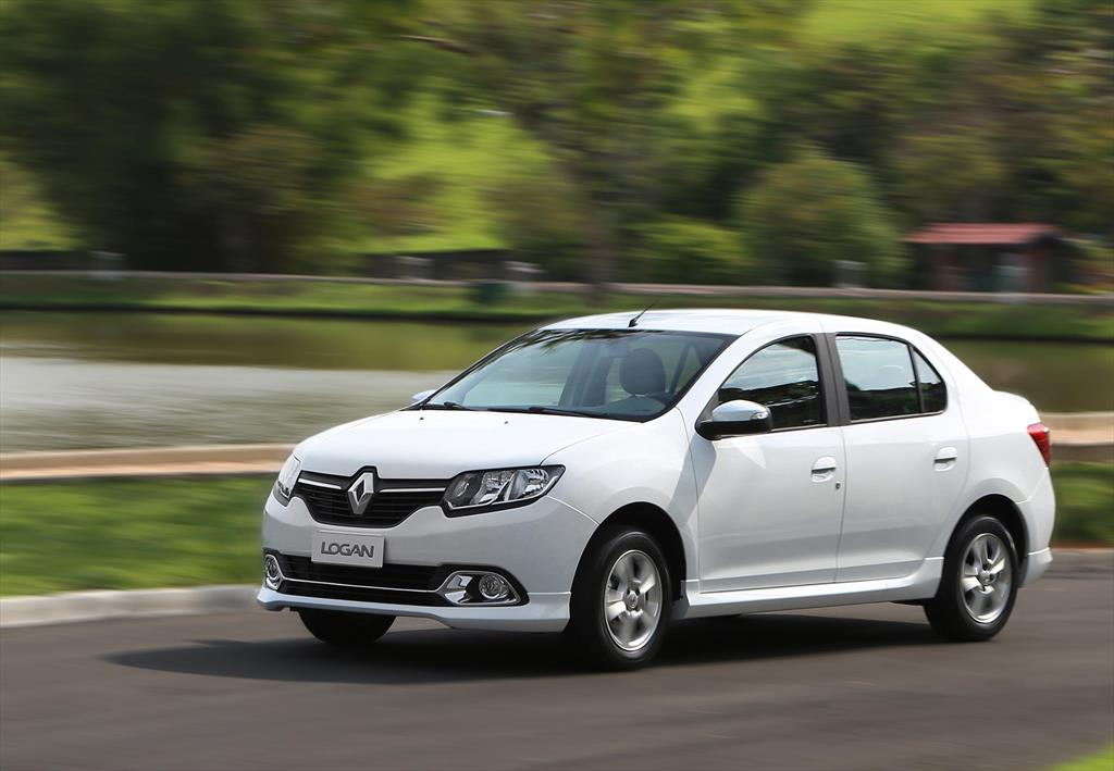 Renault Logan Intens (2018