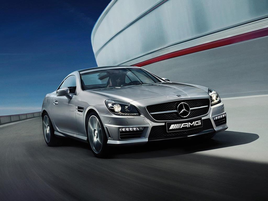 Autos nuevos mercedes benz precios clase slk for Carros mercedes benz precios
