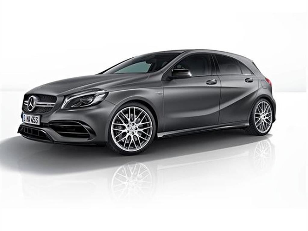 Mercedes benz clase a a 180 2018 for Mercedes benz clase a 2018