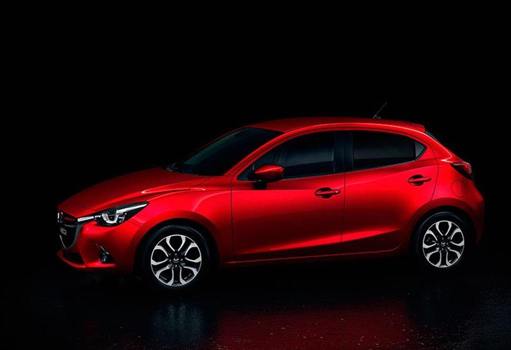 mazda 2 sport 1 5 gs core 2016. Black Bedroom Furniture Sets. Home Design Ideas