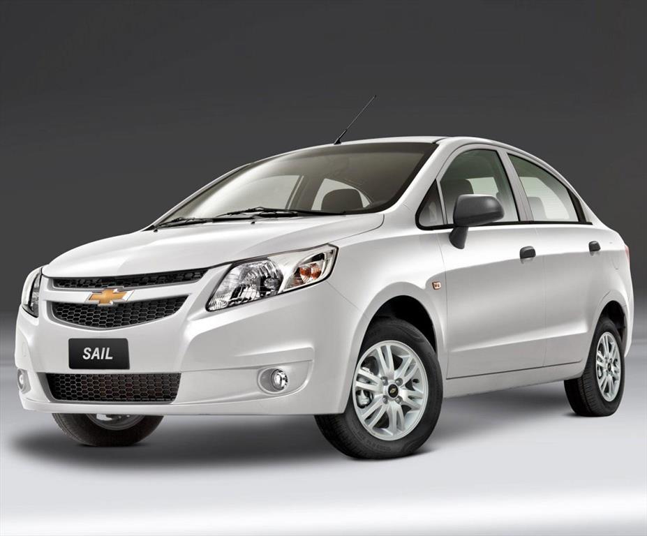 Chevrolet Sail LS (2016)