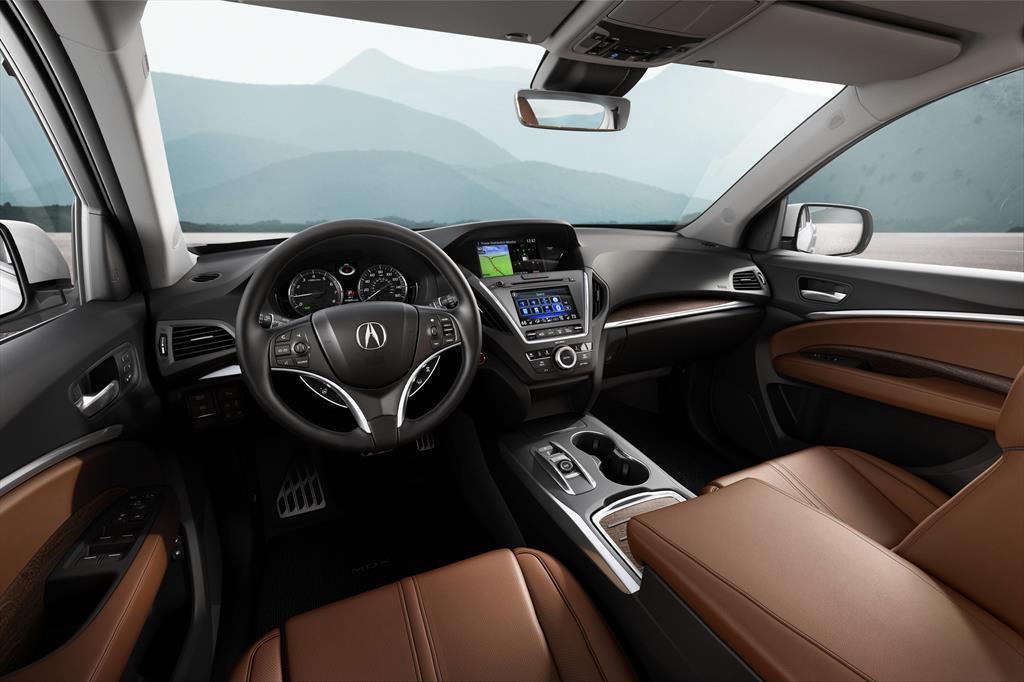Acura MDX nuevos, precios del catálogo y cotizaciones.
