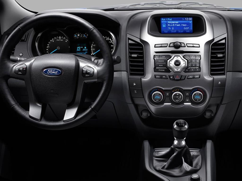 Ford Ranger Limited 3 2l 4x4 Tdi Cd 2015