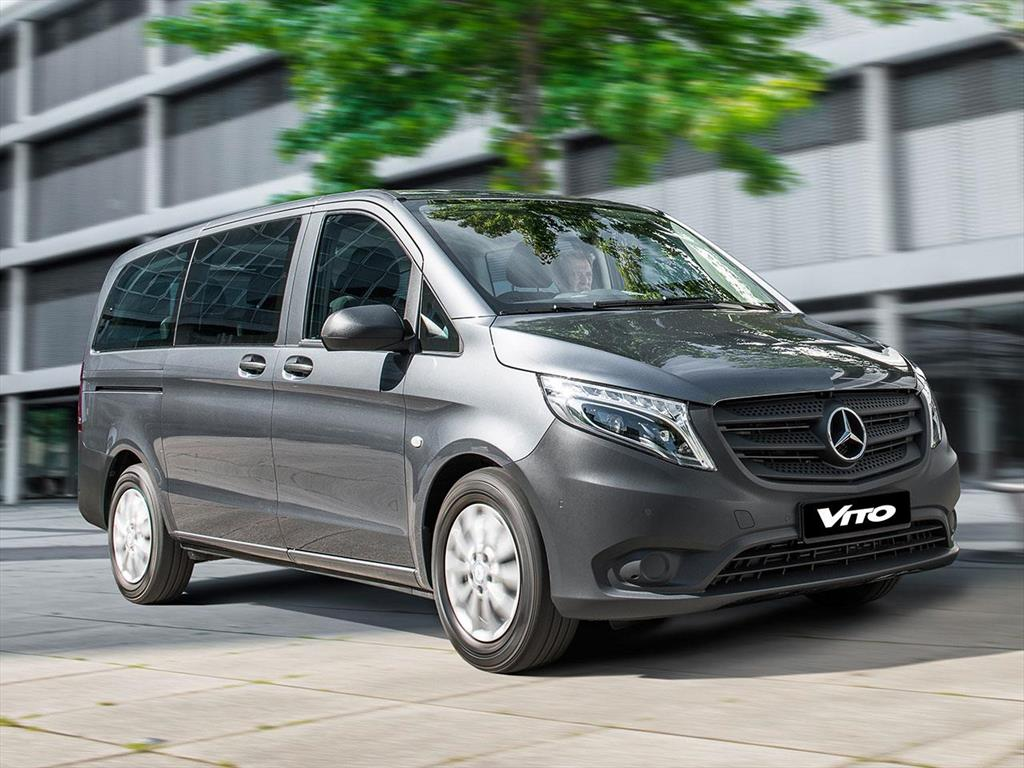 autos nuevos mercedes benz precios vito. Black Bedroom Furniture Sets. Home Design Ideas