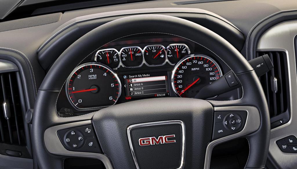 2018 Gmc Sierra >> GMC Sierra Cabina Regular SLE 4x4 (2018)