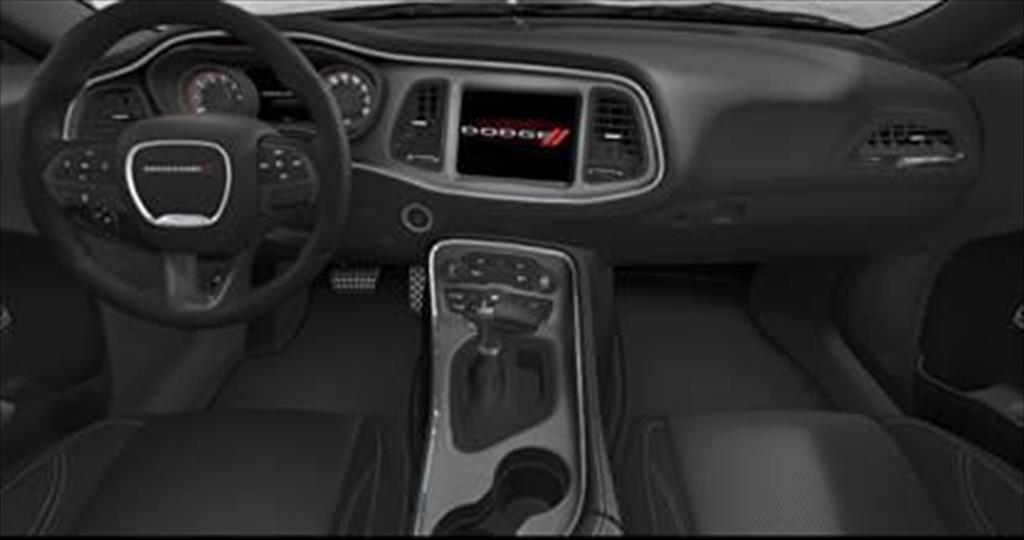Dodge Challenger 3 6l Black Top 2017