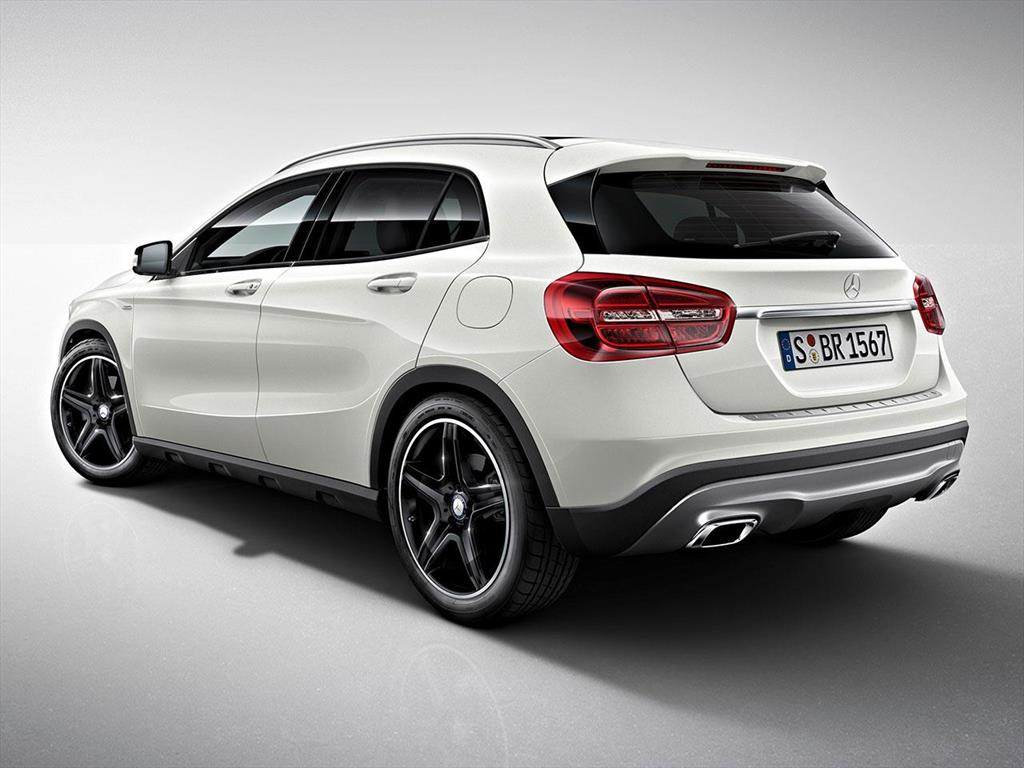 Mercedes benz clase gla 250 urban 4matic amg line 2018 for Mercedes benz ac