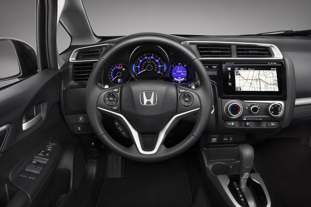 Honda fit fun 1 5l aut 2017 for Honda fit enter code