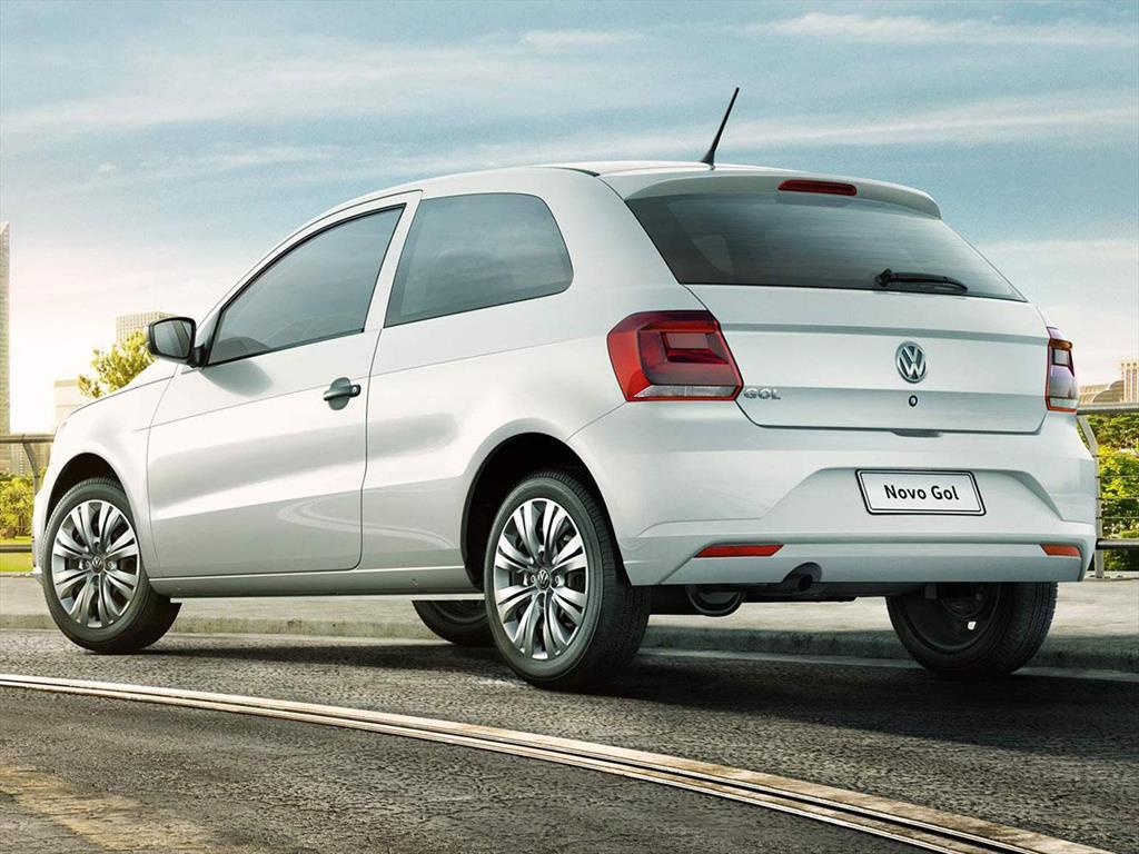Volkswagen Gol Trend Nuevos 0km Precios Del Cat 225 Logo Y