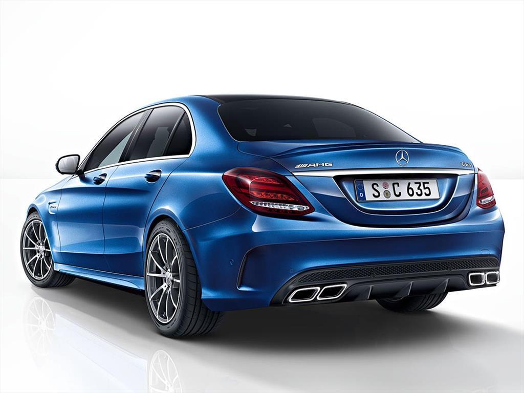 Mercedes benz clase c 63 amg 2015 for Mercedes benz clase c