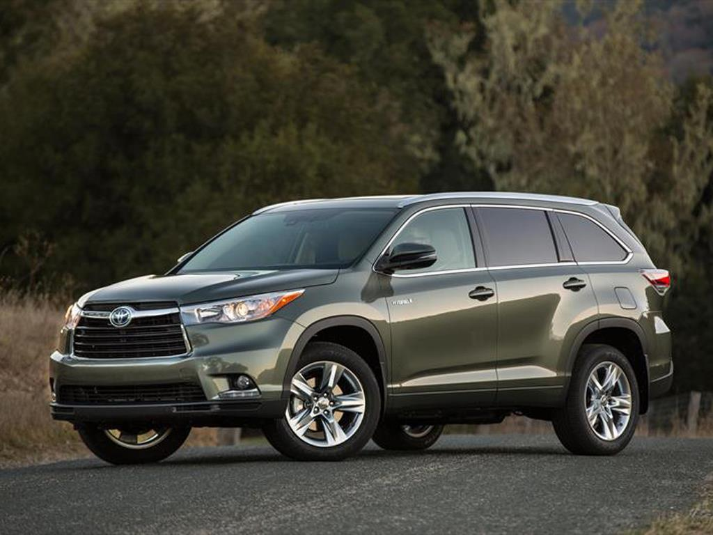 2018 Toyota Highlander change evaluation