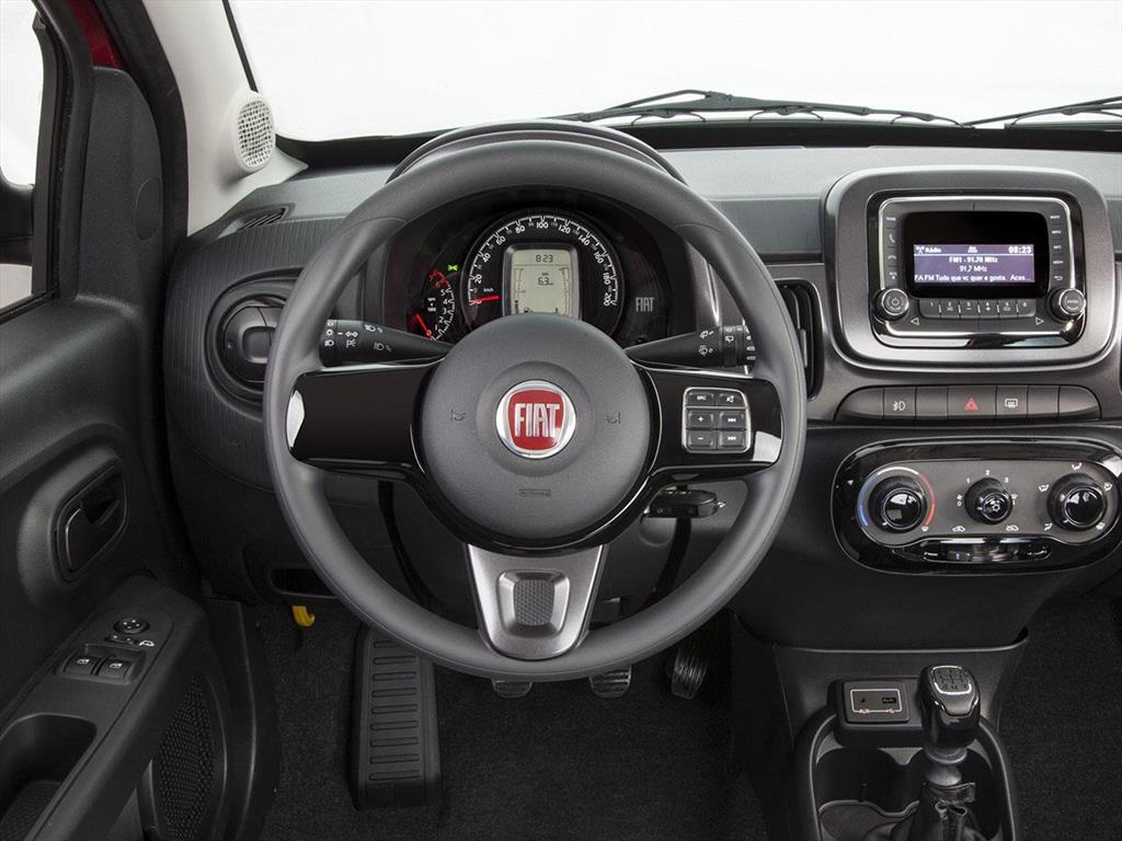 Fiat mobi nuevos 0km precios del cat logo y cotizaciones for Costo del 2 piano