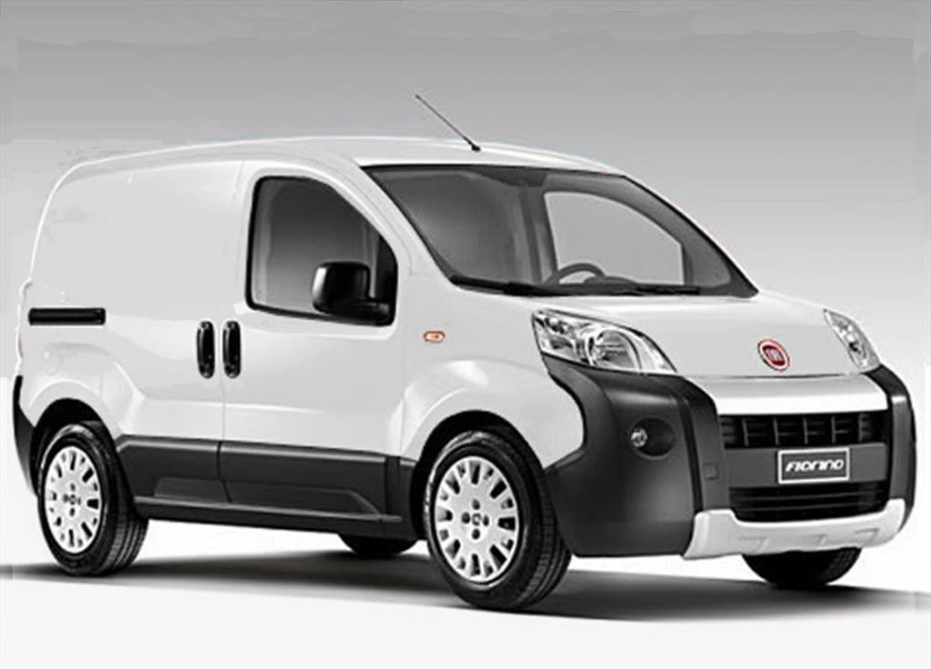 Fiat Fiorino City 1 3l Diesel 2015