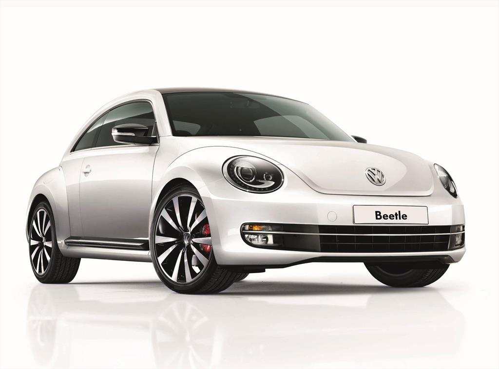 volkswagen beetle 1 4 tsi design dsg 2014. Black Bedroom Furniture Sets. Home Design Ideas