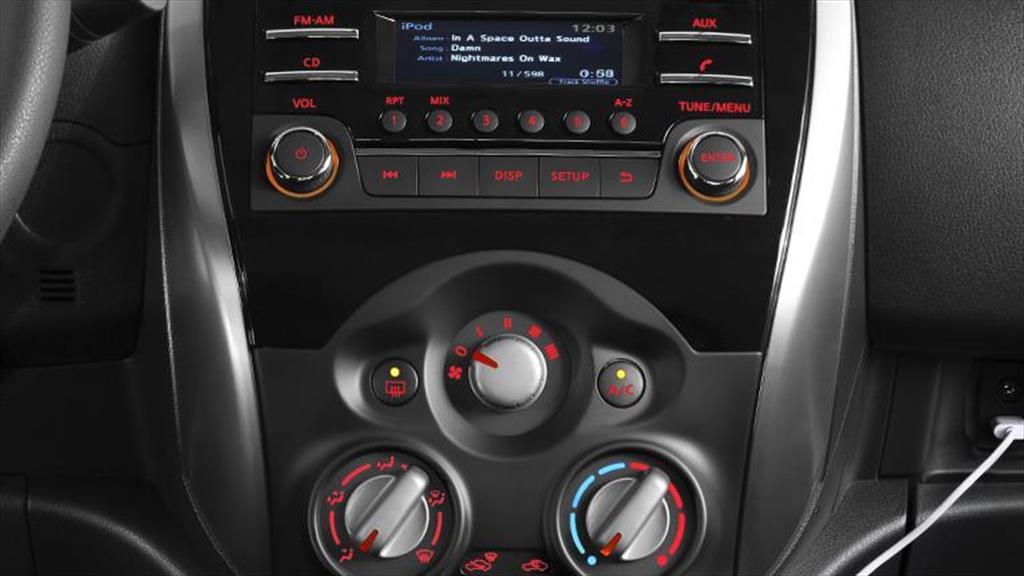 Nissan March Advance Media Tech (2014)