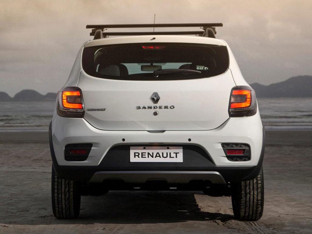 Renault Sandero Stepway 1 6 Rip Curl Serie Limitada 2017