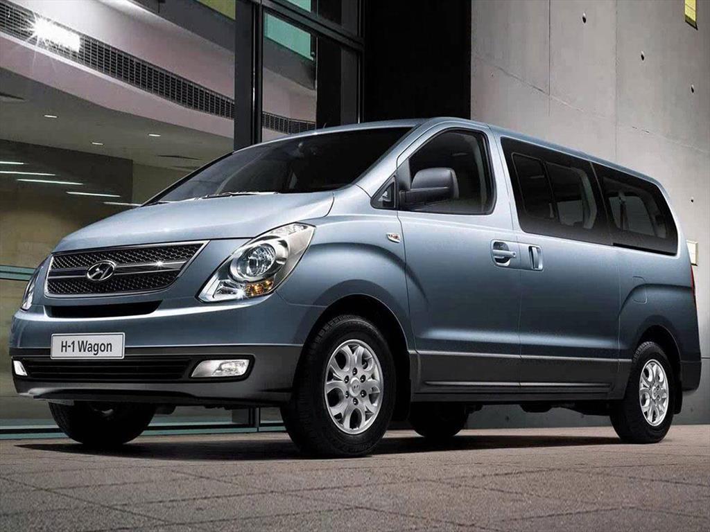 Hyundai H1 nuevos 0km, precios del catálogo y cotizaciones.
