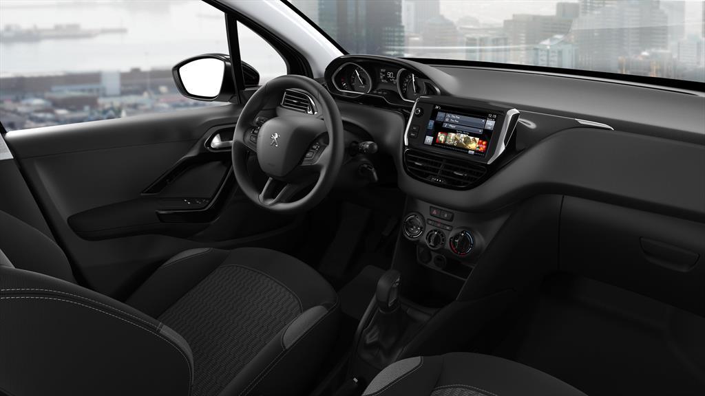 Peugeot 208 1 6l f line 2017 for Peugeot 208 interior 2017