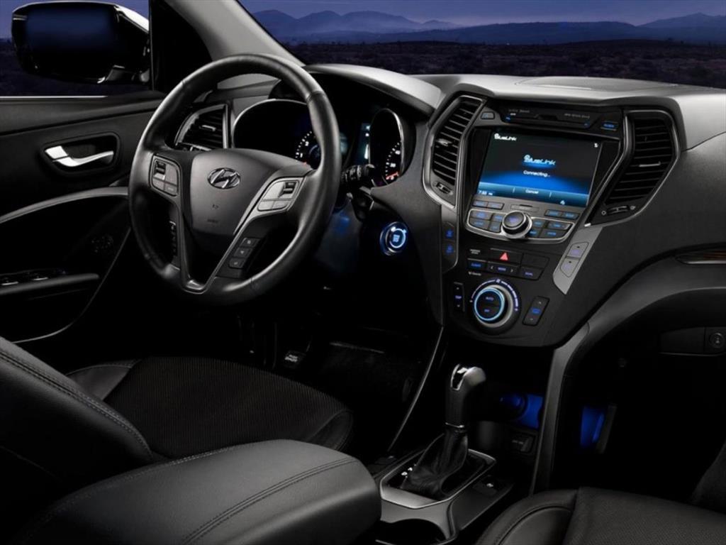 Hyundai Santa Fe Informaci 243 N 2016
