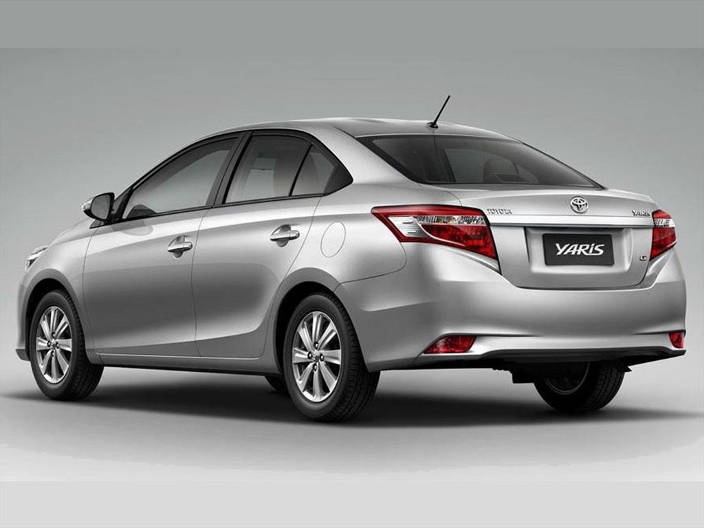 Toyota Yaris Sed 225 N Informaci 243 N 2016