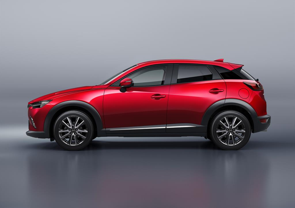 mazda cx 3 nuevos precios del cat logo y cotizaciones. Black Bedroom Furniture Sets. Home Design Ideas