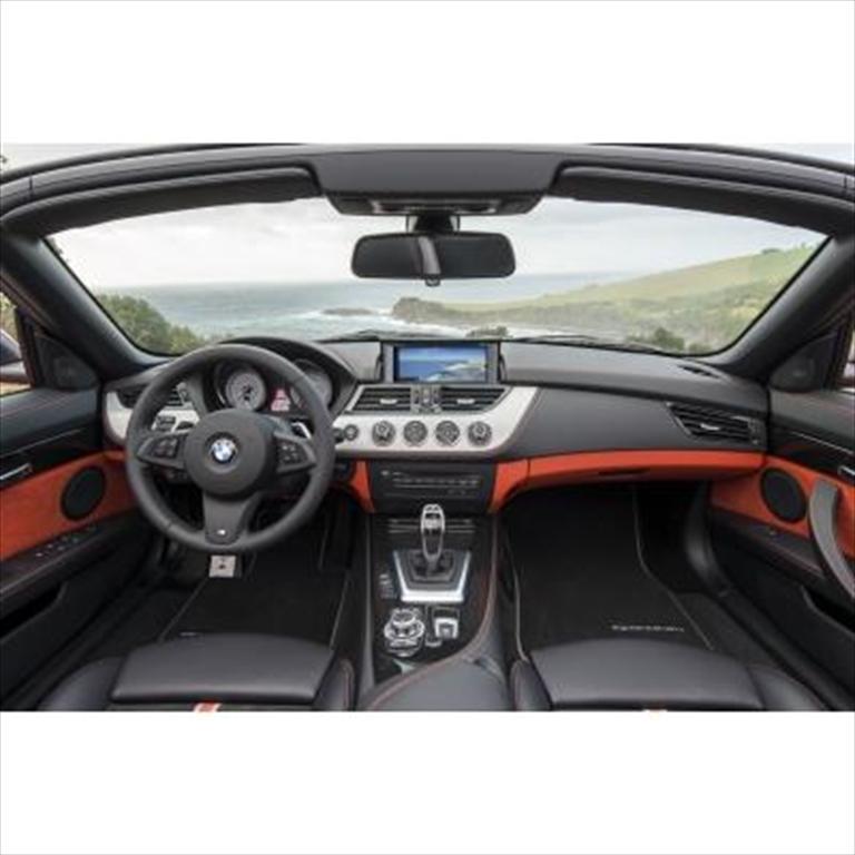 Bmw Z4 Sdrive 35i M Sport 2015