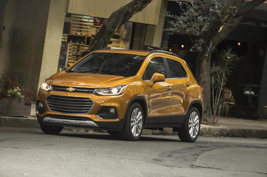 Chevrolet Trax nuevos, precios del catálogo y cotizaciones.