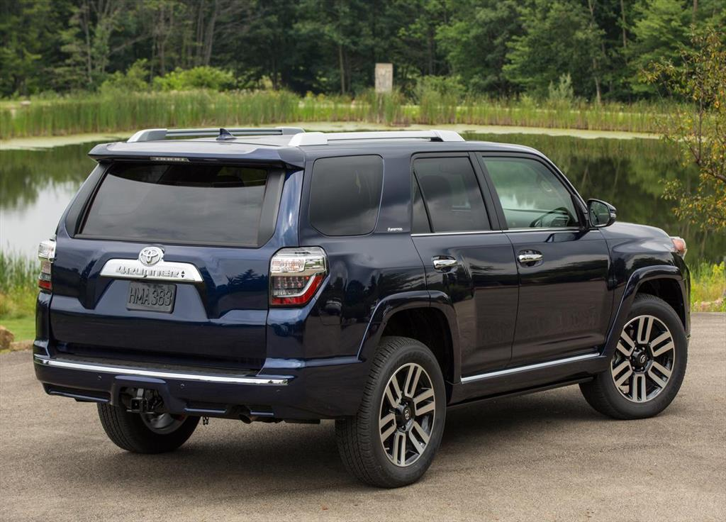 Toyota 4runner 4x4 Limited 2014