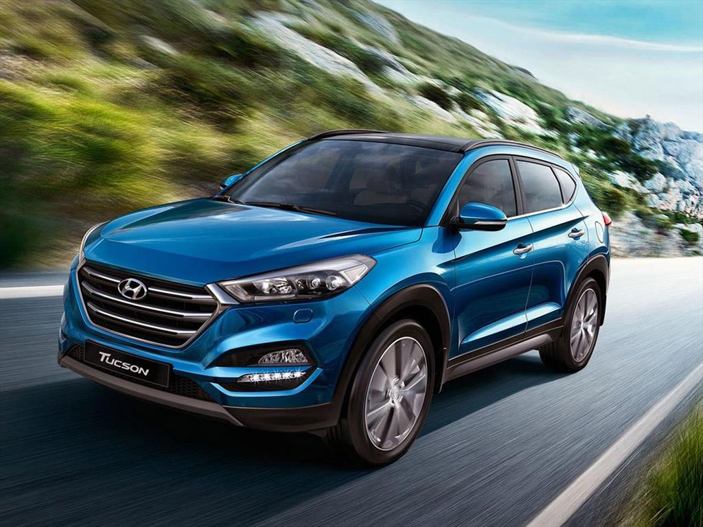 Venta De Autos Usados >> Autos Nuevos - Hyundai - Precios Tucson