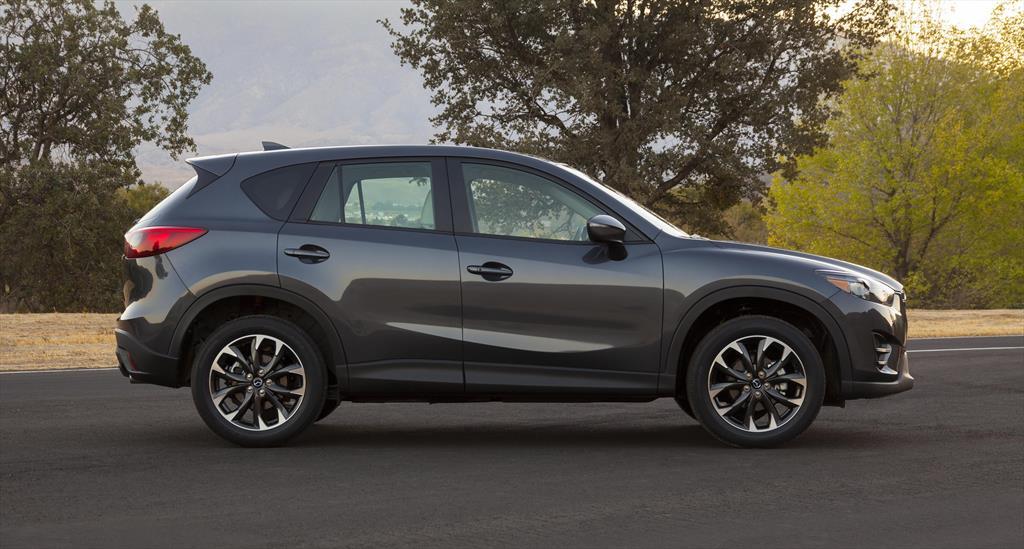 Mazda CX-5 2.5L S Grand Touring 4x2 (2016)