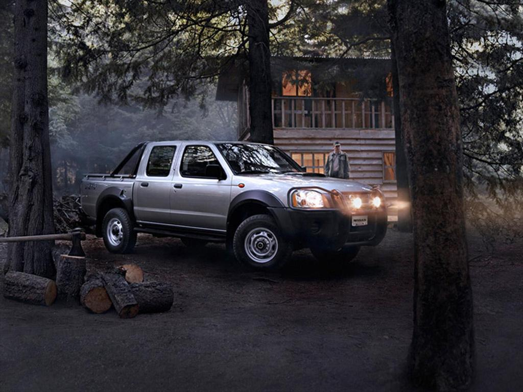 Nissan Frontier Diesel >> Nissan NP300 2.4L Doble Cabina 4X4 (2014)