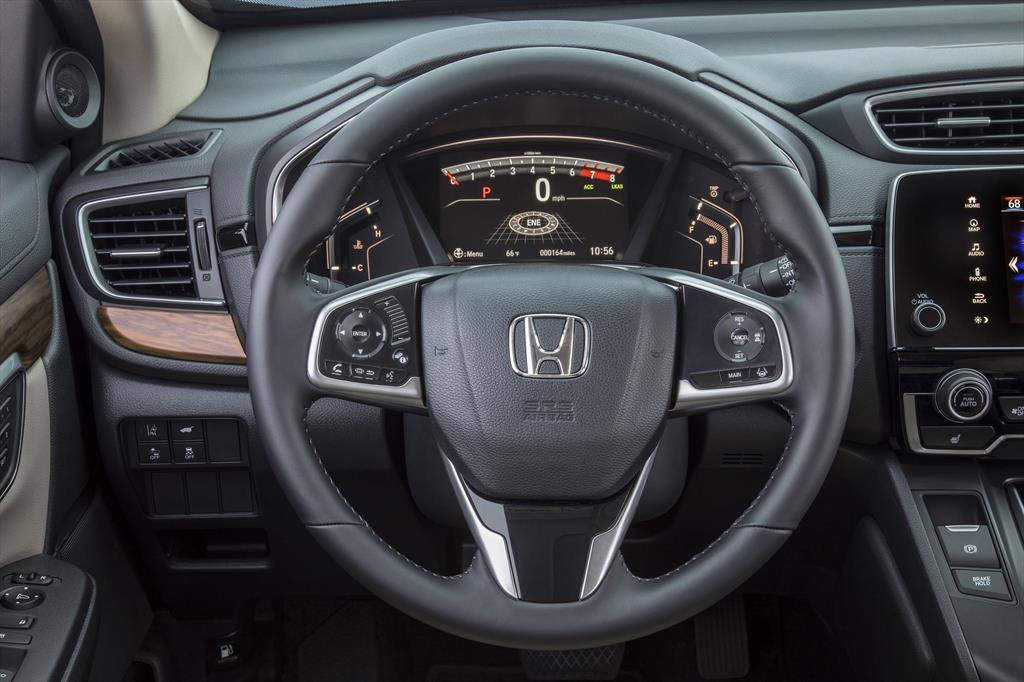 2016 Honda Cr V Touring >> Honda CR-V nuevos, precios del catálogo y cotizaciones.