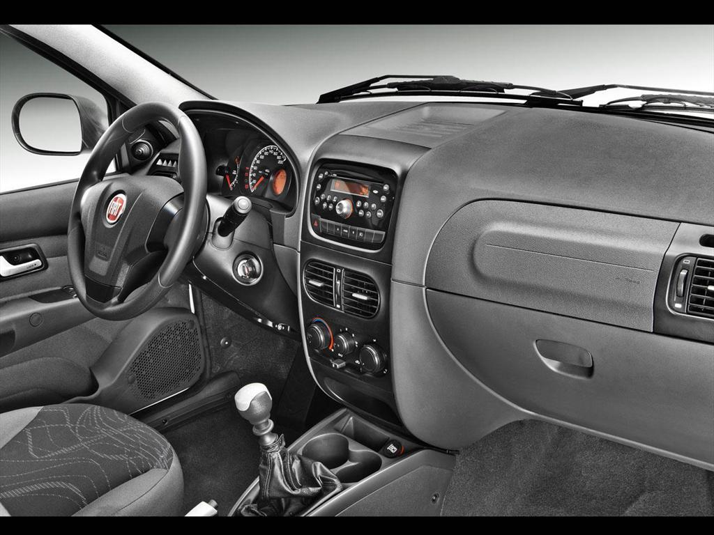 Fiat strada working 1 4 cabina doble 2013 - Fiat strada doble cabina ...