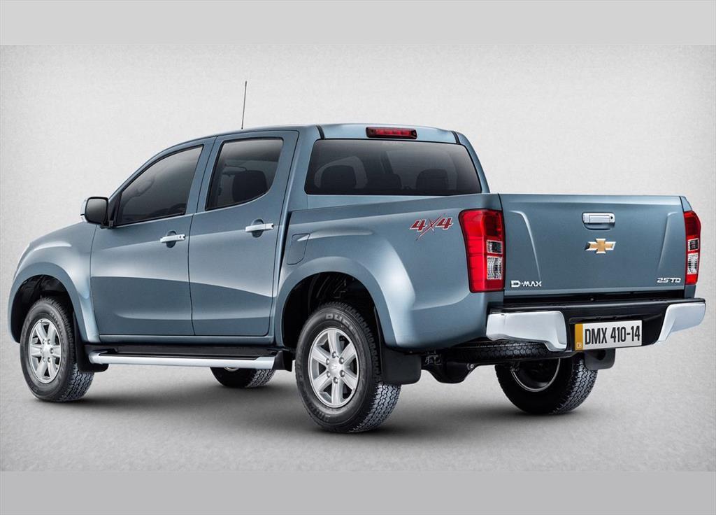 Chevrolet Dmax 3 0 Diesel 2014.html | Autos Weblog